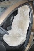 Авточехлы экокожа, ткань+экокожа. Меховые накидки из натуральной