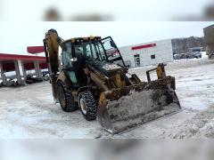 Backhoe loader CAT 432E 2010