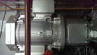 Booster compressor station, Naberezhnye Chelny