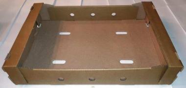 Cardboard boxes of three-layer and five-layer carton