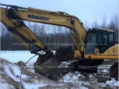 Crawler excavator KOMATSU 290-7
