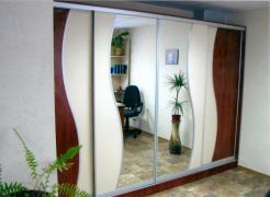 Дизайнерские двери-купе