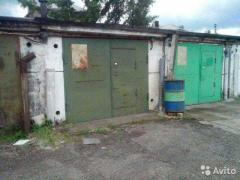 Garage sale in Krasnoyarsk