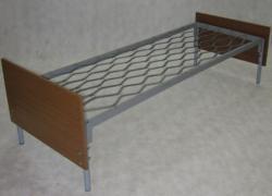 Металлические кровати для больницы, кровати для пансионата