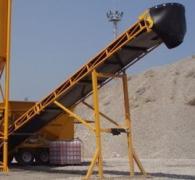 Mobile concrete plant Sumab K-40 (40 m3 / h) Sweden