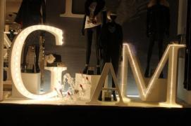 Новогоднее оформление витрин, магазинов, окон в Иваново