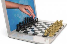 Онлайн-школа обучения игре в шахматы для детей от 4 лет