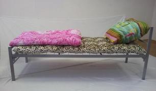 Оптом реализуем кровати металлические недорого