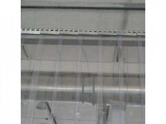 Production of PVC curtains, curtains