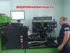 Repair injection pump Renault