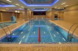 Строительство бассейнов , хамамов ( турецких бань) , саун под ключ