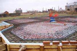 Строительство УШП-фундамента