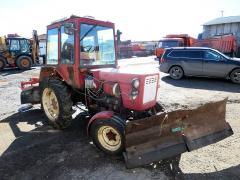 Трактор Владимирец 25, 2013 г, 1200 м/ч, отвал, щетка, косилка