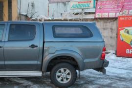 Tuning External Shelters and covers for pickups