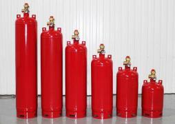 Утилизация баллонов и огнетушителей газовогo пожаpoтушения