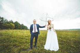Wedding photo + video shoot in Moscow
