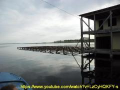 Will sell boat garage jetty, boathouse BAM Dubna